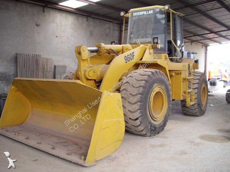 View images Caterpillar 960F loader