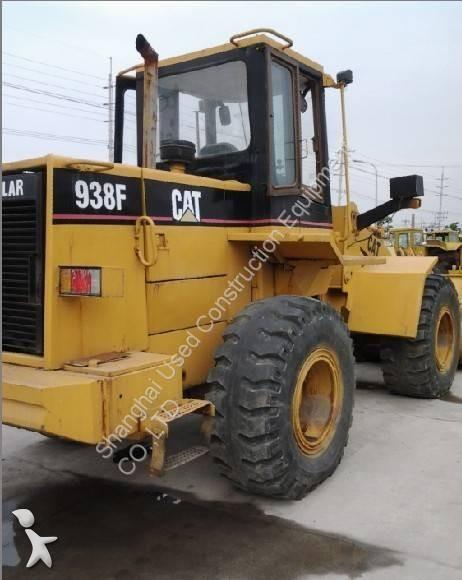 Ver las fotos Pala cargadora Caterpillar 938F