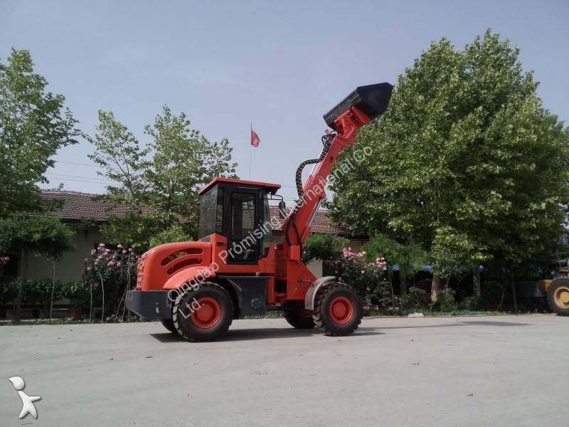 View images Dragon Machinery ZL15 loader