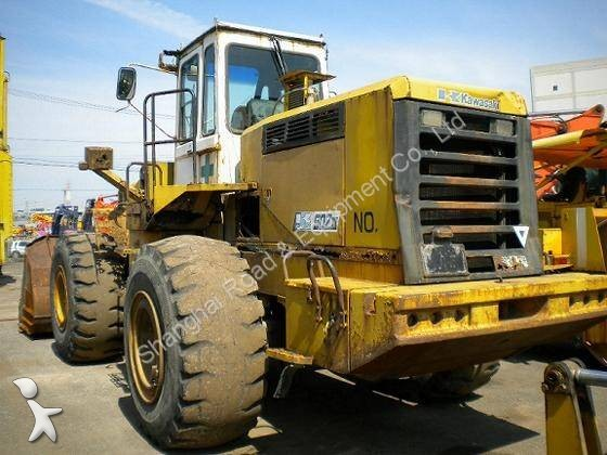 Chargeuse Kawasaki Used KAWASAKI 90Z Wheel Loader