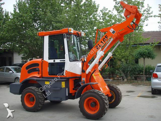 View images Dragon Machinery ZL10F loader