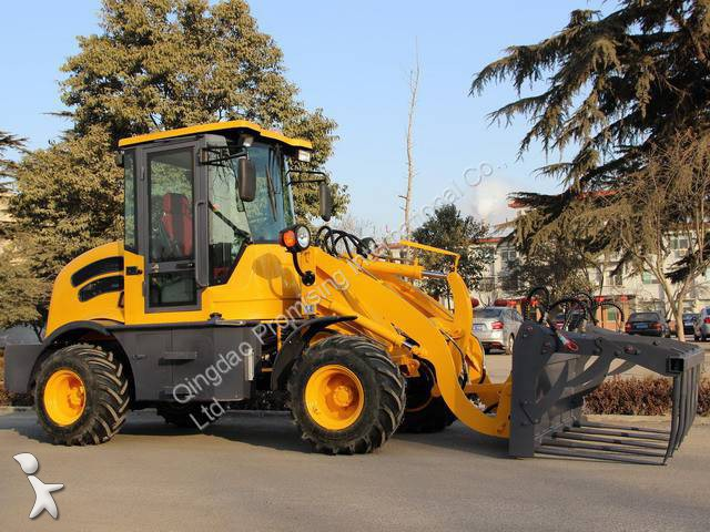 Dragon Machinery ZL08F loader