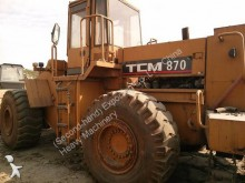 TCM 870 Used TCM Wheel Loader 870