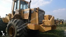 Caterpillar 936 Used CAT Wheel Loader with FORK BLADE WINCH