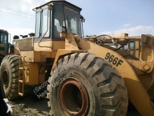 Caterpillar 966F-2 Used CAT Wheel Loader 966F