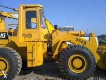 Caterpillar 966D Used Wheeled Loader CAT 966D 966