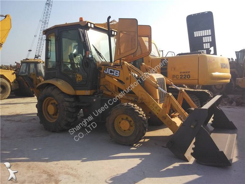 Chargeuse JCB 3CX