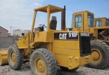 Caterpillar 910F USED CAT 910F MINI WHEEL LOADER