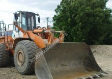 Halla wheel loader