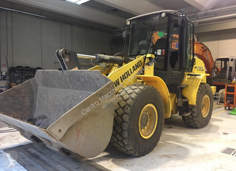 Chargeuse New Holland B