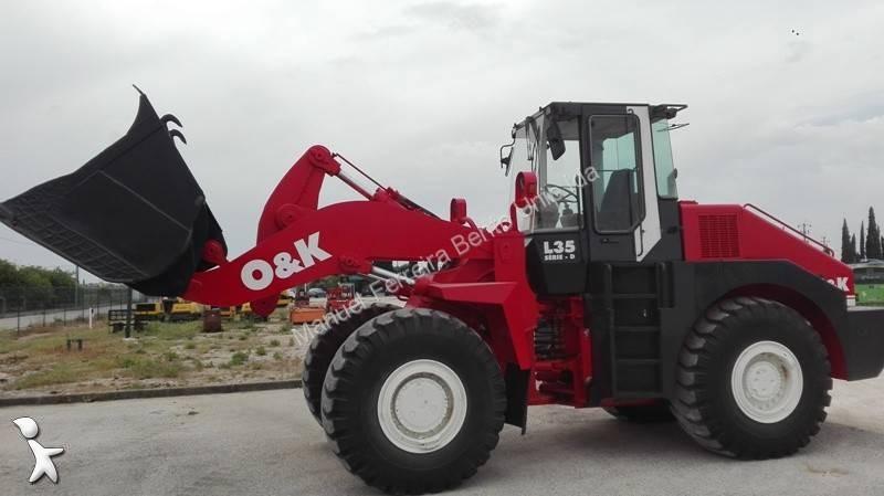 O&K loader