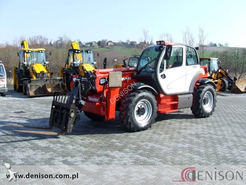 MANITOU Construction Lifting Equipment