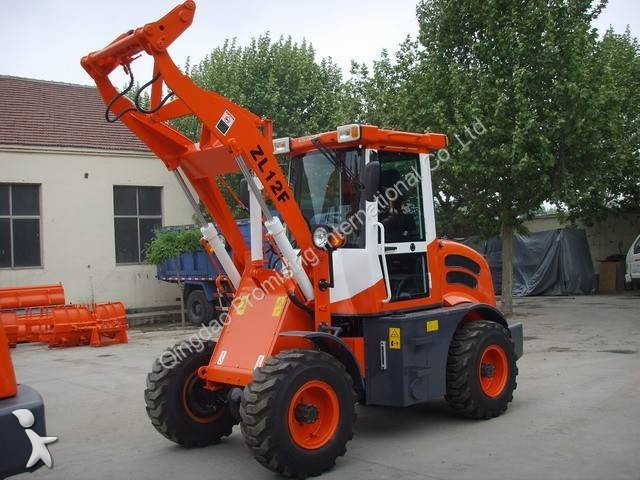 View images Dragon Loader ZL12F ZL12F loader