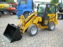 pá carregadora sobre pneus Schäffer
