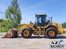 cargadora Caterpillar 962H FULL STEER