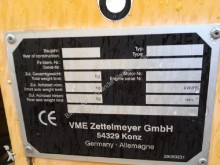 pá carregadora sobre pneus Zettelmeyer