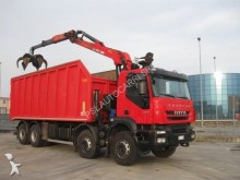 chargeuse Iveco TRAKKER 340T45