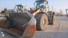pá carregadora sobre pneus Liebherr