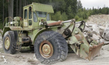 Terex 72-81AA wheel loader / Radlader