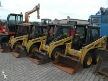 Komatsu SK 510 loader