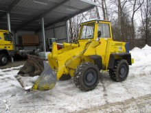 Hanomag wheel loader