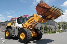 Liebherr L586 2plus2 WHEEL LOADER 31.4 tons LIEBHERR 5,5 m3 L586 2plus2