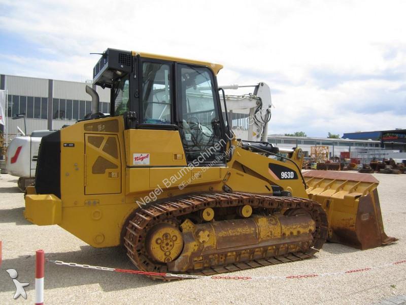 Caterpillar 963D loader