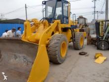 Komatsu track loader