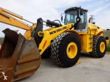 cargadora de ruedas New Holland
