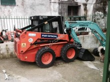 Hitachi mini loader