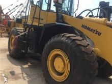 cargadora de ruedas Komatsu