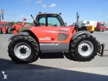 Manitou wheel loader