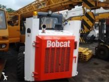 cargadora de ruedas Bobcat