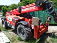 cargadora Manitou MT1440