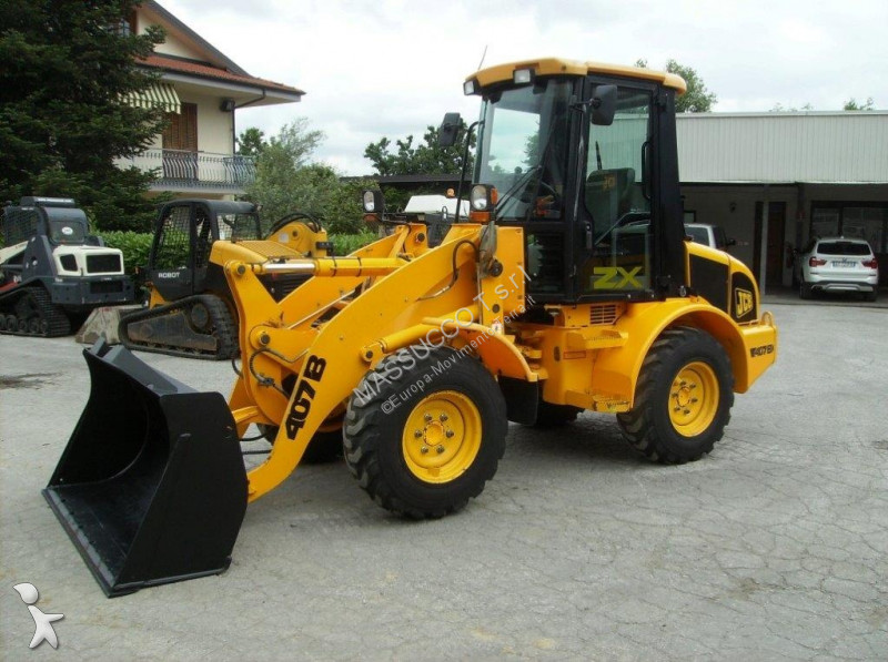 Chargeuse JCB 407 B