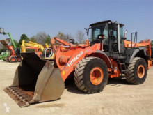 shovel Hitachi ZW250