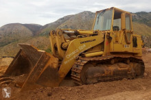 Caterpillar track loader