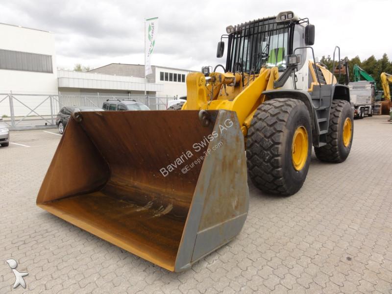 Liebherr L566 2plus2 loader