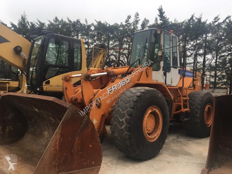 View images Hitachi FR 160-2 loader
