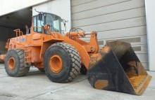 Fiat-Hitachi wheel loader