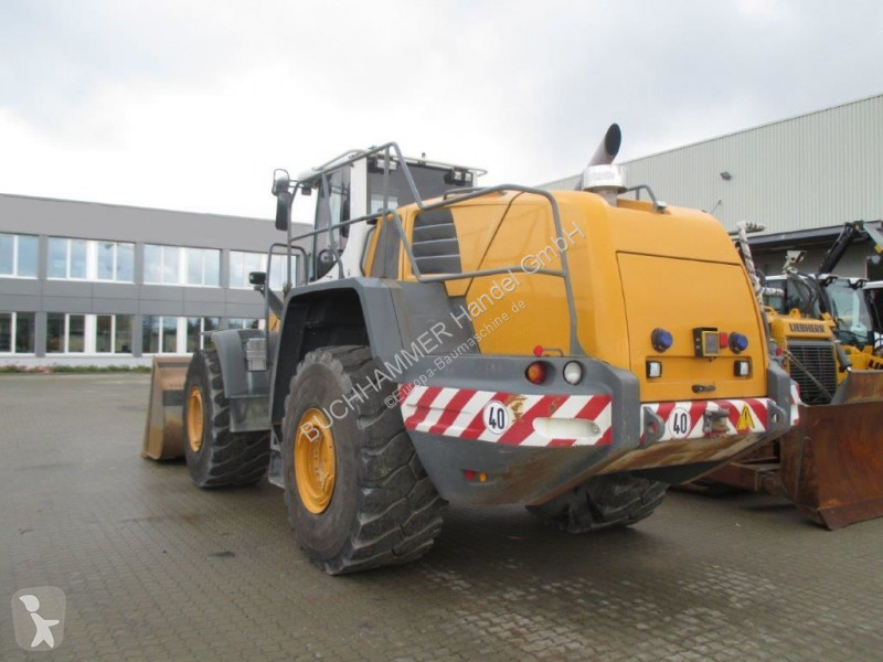 Chargeuse Liebherr L586