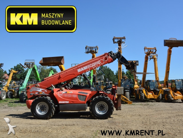 Chargeuse Manitou MT 1840