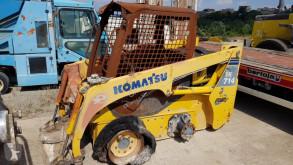 mini-chargeuse Komatsu