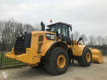 Caterpillar 966M XE demo with 1100 hours