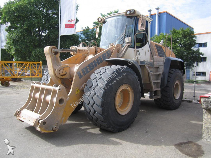 Chargeuse Liebherr L 576