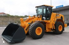 Hyundai HL 960 WHEEL LOADER