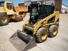 Caterpillar mini loader