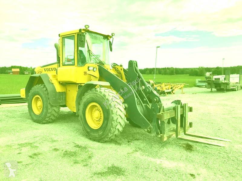 Chargeuse Volvo L70D