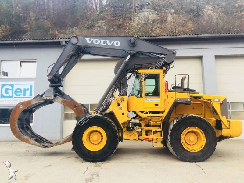 Chargeuse Volvo L 180 D HL