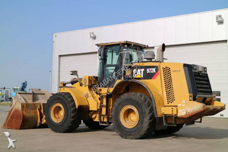 Caterpillar 972 K loader